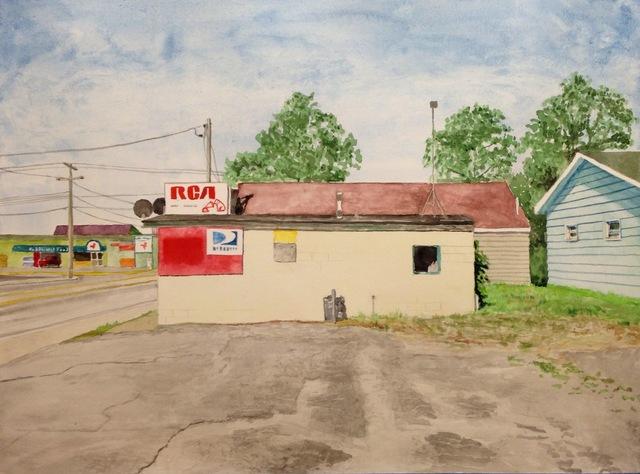 Joshua Huyser, 'RCA', 2014, Burnet Fine Art & Advisory