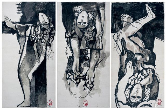 , 'Jenin Jenin,' 2015, Meem Gallery