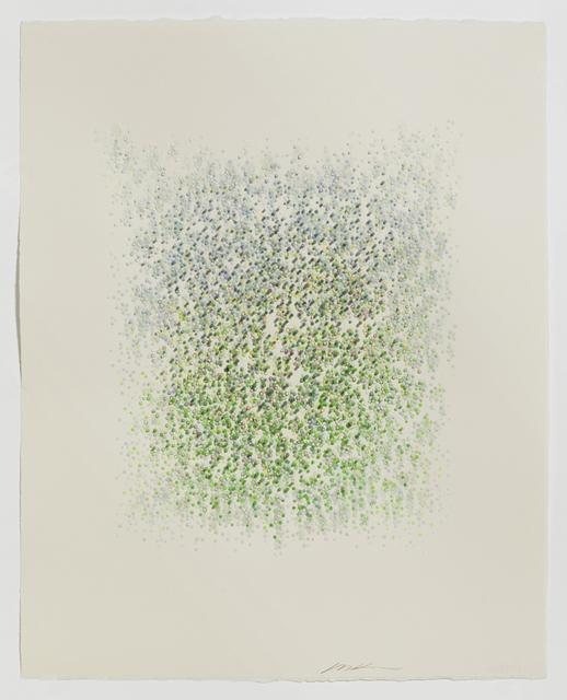 , 'Blue Cascade,' 2014, Gallery NAGA