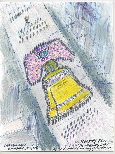 Antoni Miralda, 'Liberty Bell', 1990, Henrique Faria Fine Art