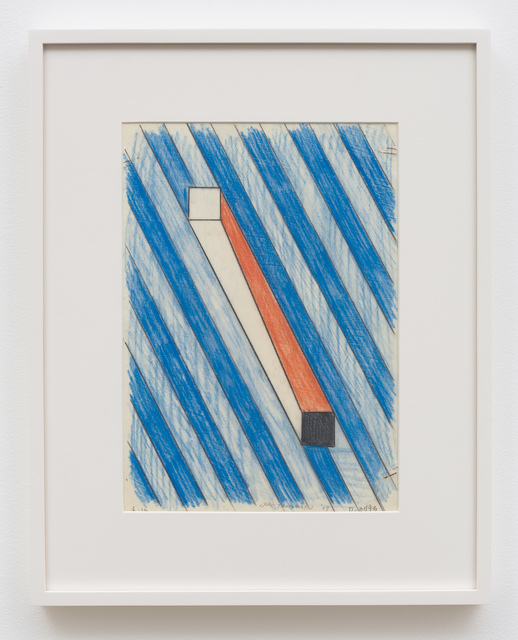 , 'Perspective,' 1969, Kayne Griffin Corcoran
