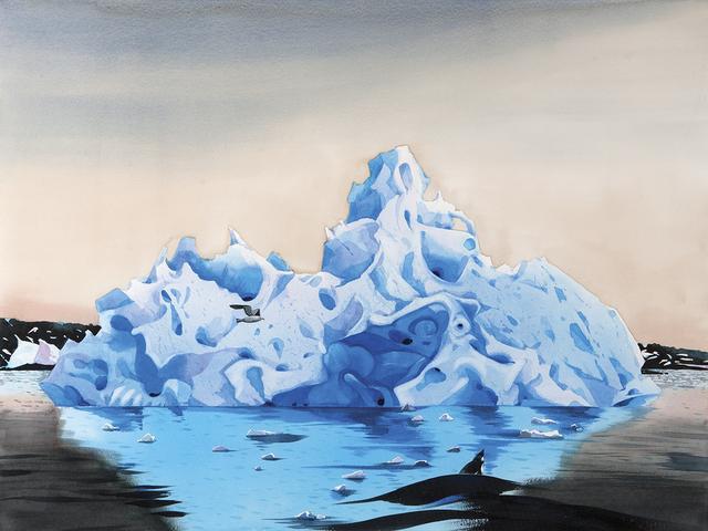 , 'Cara's Iceberg ,' , Dowling Walsh