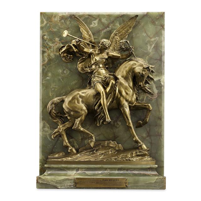 , 'Renommée Équestre,' 1897, M.S. Rau Antiques