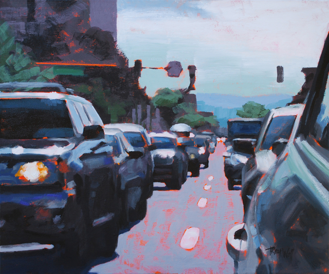 , 'Lunch Rush,' 2016, Abend Gallery