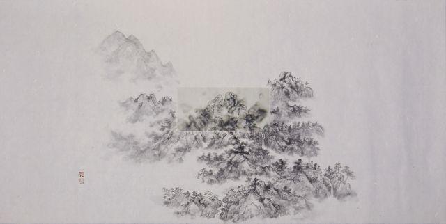 , 'Saltscape 2,' 2017, NanHai Art