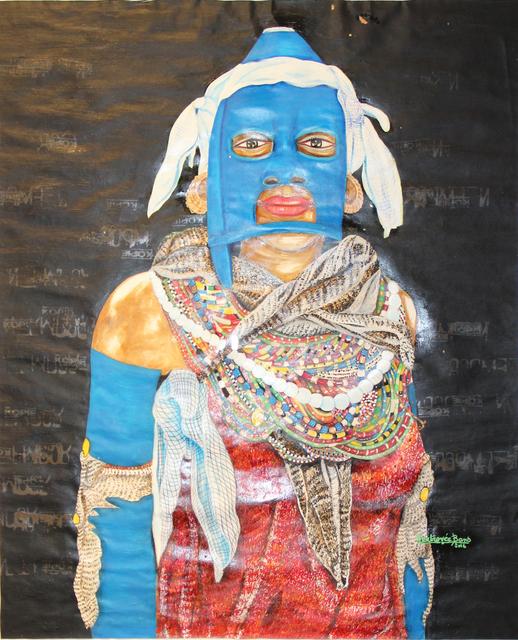 , 'Tchikumbi 1,' 2001, Mario Mauroner Contemporary Art Salzburg-Vienna