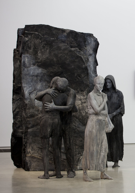 , 'Abraham's Farewell to Ishmael,' 1987, Pérez Art Museum Miami (PAMM)