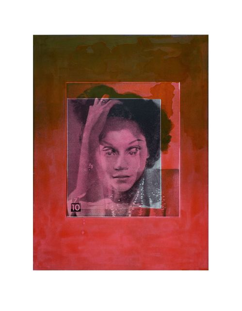 Lorna Simpson, 'Special Character #5', Hauser & Wirth