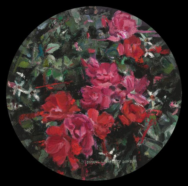 Dianne L. Massey Dunbar, 'Shrub Roses', 2019, Gallery 1261