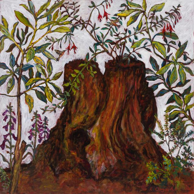 , 'Nurse Stump Renewal,' 2017, Russo Lee Gallery
