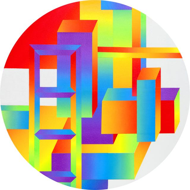 , 'Rainbow Variation X,' 2015, Mirus Gallery