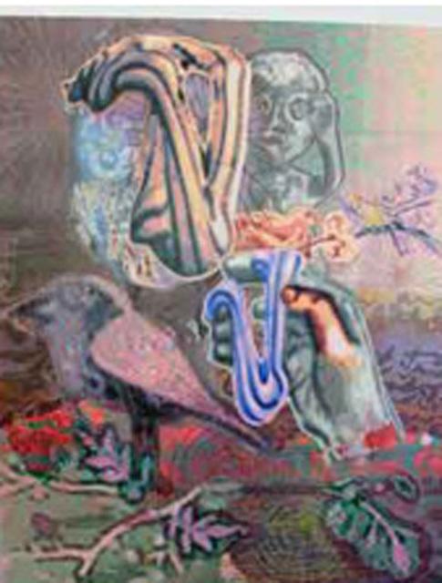 , 'RWF,' 2014, Galerie Hans Mayer