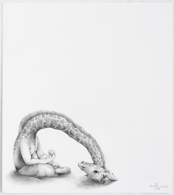 , 'Giraffe Neck,' 2015, Lora Schlesinger Gallery