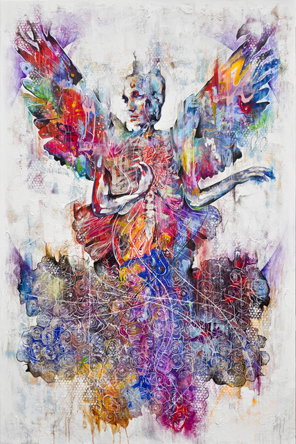 , 'The Sweet Surprise Of Those Angel Eyes,' 2018, Jewel Goodby Contemporary
