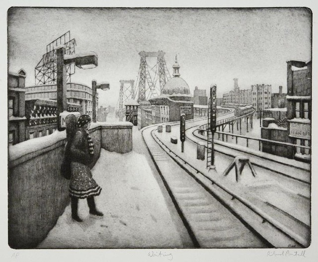 , 'Waiting,' 2007, Walter Wickiser Gallery