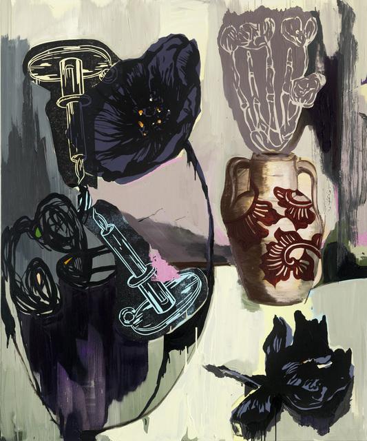 , 'Blossom,' 2014, Galerie Forsblom