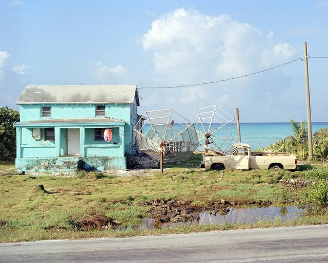 , 'Satellite Dishes, Cat Island,' 2007, Susan Eley Fine Art