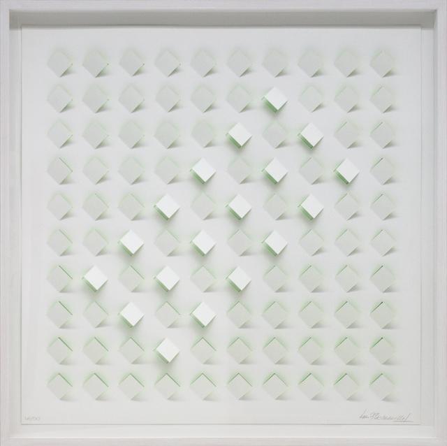 , 'S/T 4 - Verde,' 2013, Polígrafa Obra Gráfica