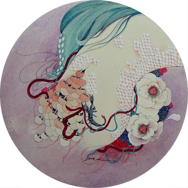 , '天蝎座,' 2015, Hwas Gallery