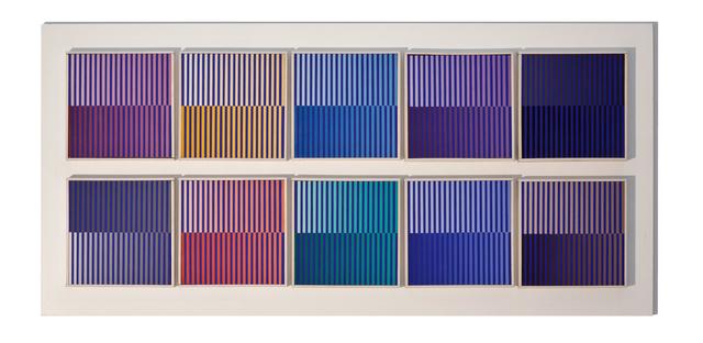 , 'La ricerca del colore,' 1967, Cortesi Gallery