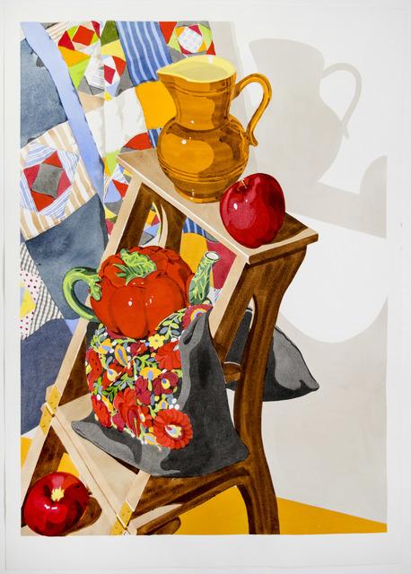 Sondra Freckelton, 'Ladder Chair', 1982, Brooke Alexander, Inc.