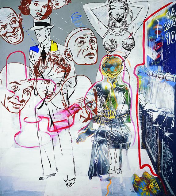 , 'Untitled,' 1978, Setareh Gallery