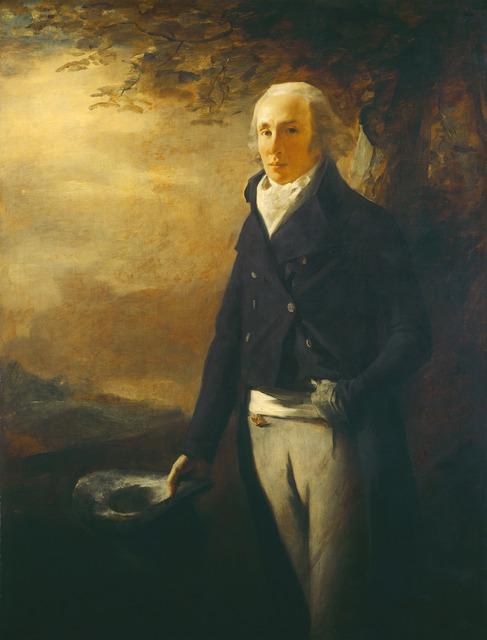Sir Henry Raeburn, 'David Anderson', 1790, National Gallery of Art, Washington, D.C.