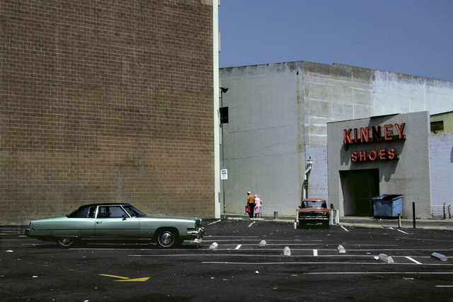 , 'Parking lot, Los Angeles, USA,' 1982, GALLERY FIFTY ONE
