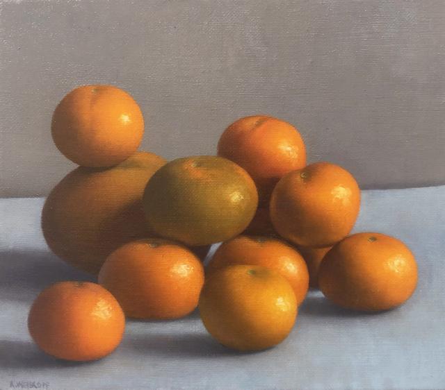 , 'Clementines,' 2019, Clark Gallery