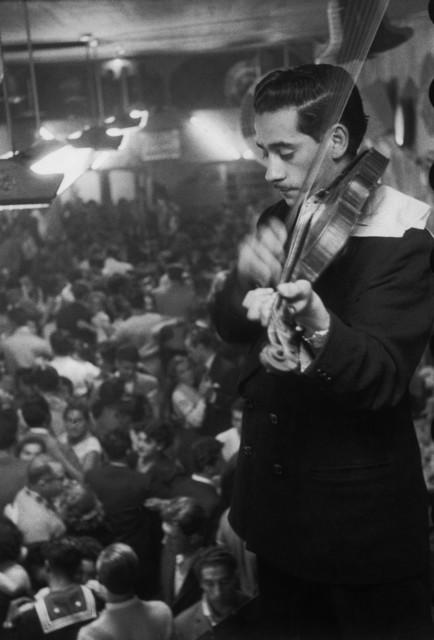 , 'La Rueda, Vina Del Mare. Chile,' 1957, Magnum Photos