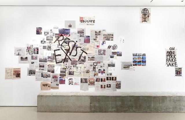 , 'Resist / Exist ,' 2018, Jane Lombard Gallery