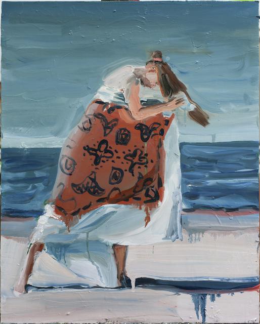 , 'Towel,' 2015, Galleri Magnus Karlsson