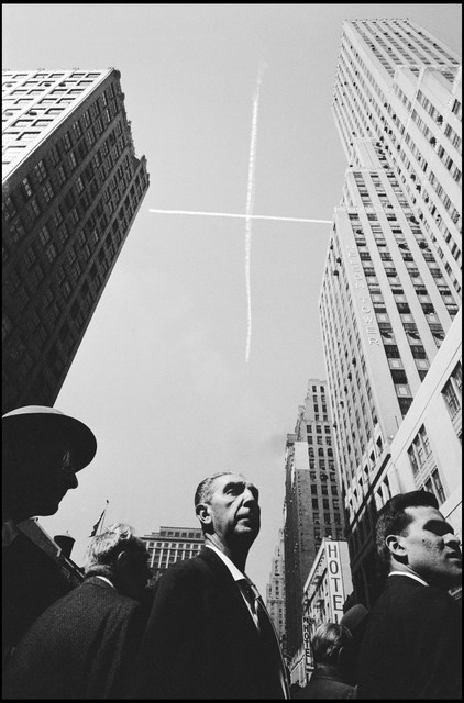 , 'New York City, USA.,' 1959, Magnum Photos