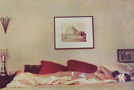 , 'Jill in Our Bedroom,' 1984, Staley-Wise Gallery