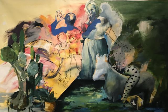 , 'Memories,' 2017, Shulamit Nazarian