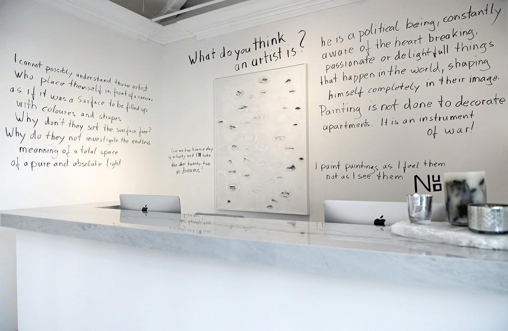 Artist's Performance/Installation