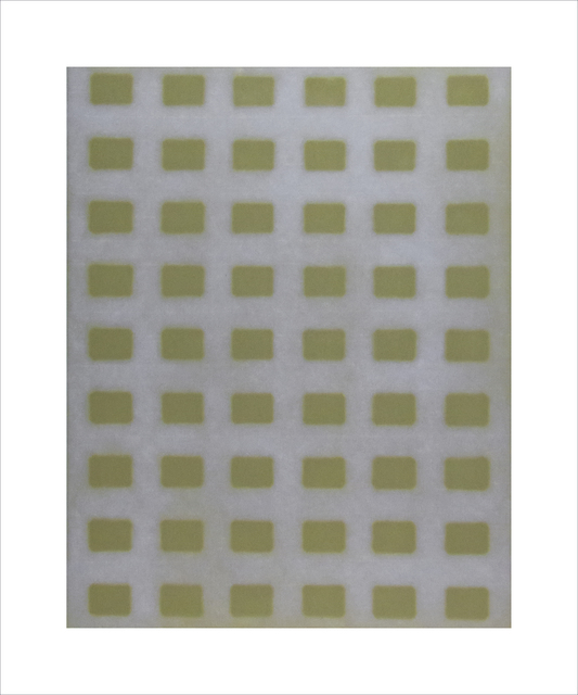 , 'Untitled (office windows) 18/25,' 2001, Manneken Press