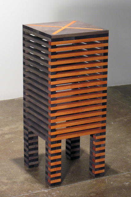 , 'Red X Table,' 2007, Frederieke Taylor Gallery
