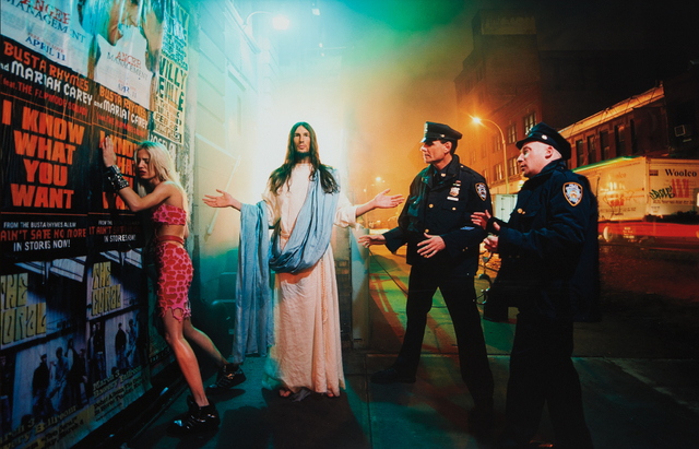 David LaChapelle, 'Intervention (from Jesus is my Homeboy)', 2008, Phillips