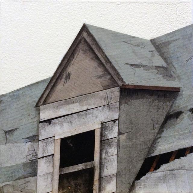 , 'Roof Top Block (gray),' 2016, BoxHeart