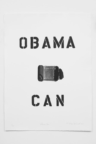 Nari Ward, 'Obama Can', 2017, Bronx Museum: Benefit Auction 2018