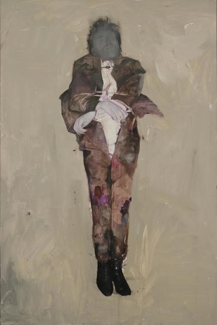 , 'INC6,' 2015, Christopher Moller Gallery