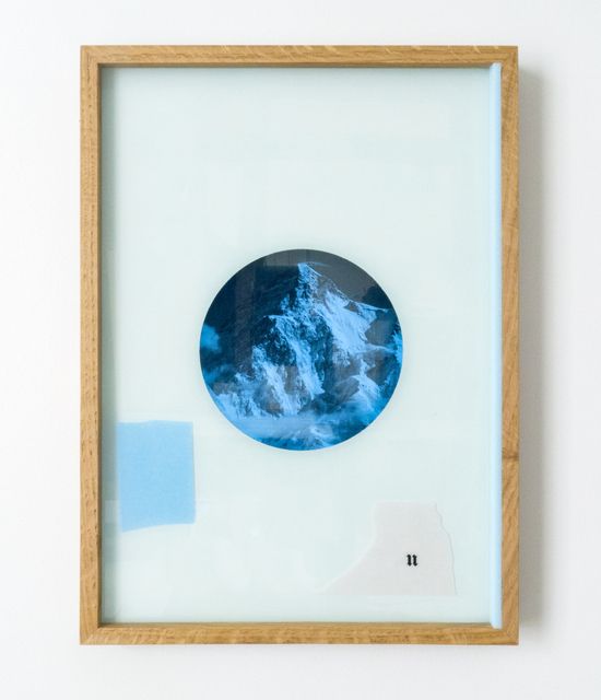 , 'Endurance Flag *n,' 2017, Galerie Kandlhofer