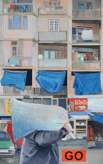 Johanna Kandl, 'Untitled (GO)', 2014, Christine König Galerie