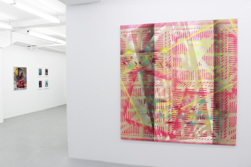 Expressive Gestures, Installation view Il-Jin Atem Choi, 2017
