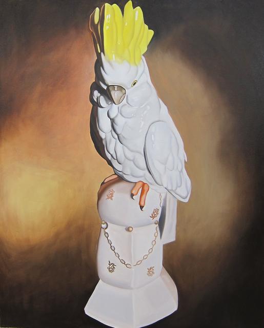 , 'De la serie Cacatùas,' 2014, Galería del Paseo