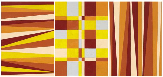 , 'Geometrias de colores,' 2016, Galería Lucia de la Puente