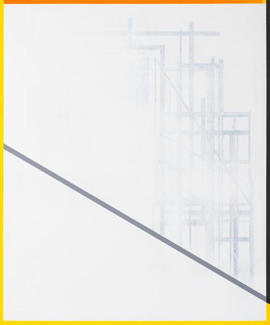Jimi Gleason, 'J Trac', 2020, Painting, Acrylic on canvas, Bentley Gallery
