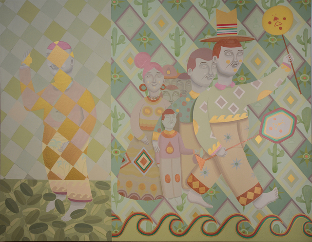 , 'O Dono Do Sol,' 2016, Allouche Gallery
