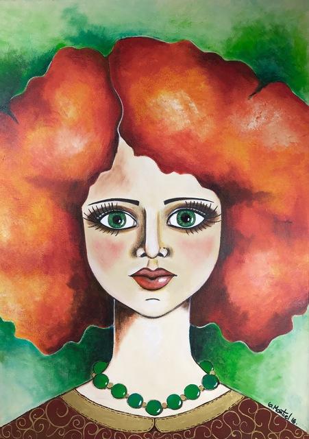 , 'Jacoba,' 2016, ACCS Visual Arts